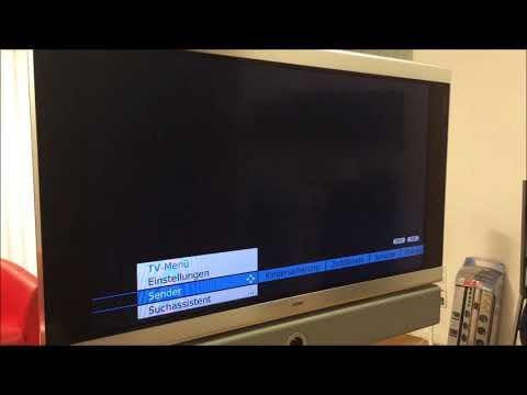 Quicktipp: Sendersuchlauf bei Loewe TV der Chassisgeneration L27