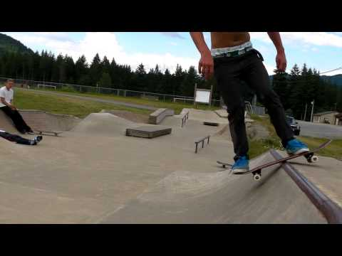 A Day At Chehalis Skatepark
