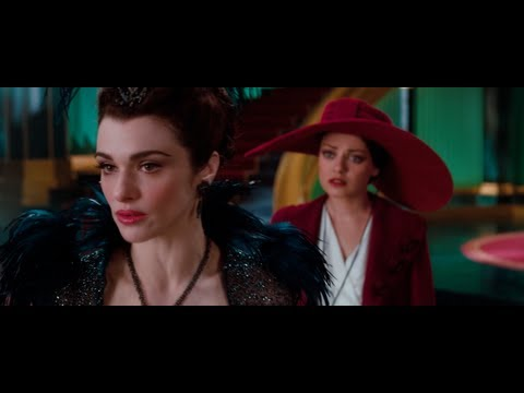 """Oz The Great and Powerful - """"Argument Over Oz"""" Clip"""
