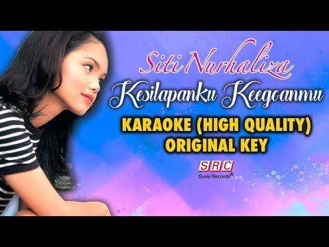 Siti Nurhaliza - Kesilapanku Keegoanmu - KARAOKE (High Quality)