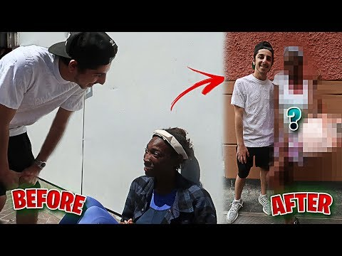 Transforming a Homeless Womans Life... **EXTREMELY EMOTIONAL**
