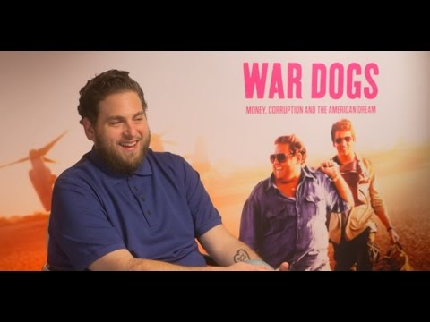 JOE meets Jonah Hill to talk War Dogs, The Simpsons, 23 Jump Street and more
