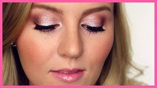 Rosy Valentine's Day Makeup Tutorial
