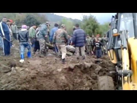 Φονική κατολίσθηση στη βορειοανατολική Ινδία