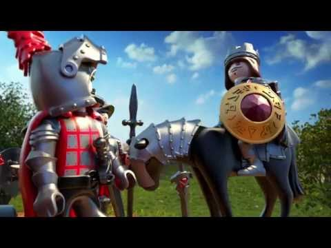 PLAYMOBIL Knights - The Movie (English)