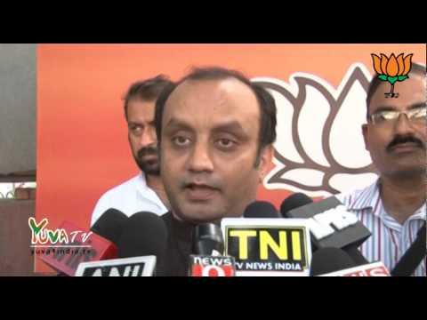 Dr. Sudhanshu Trivedi byte on list of BJP committees announced by Shri Amit Shah