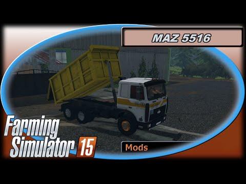MAZ 5516 v2.0