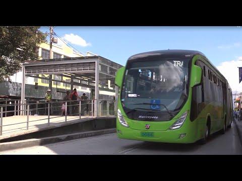 Ampliación del transporte municipal