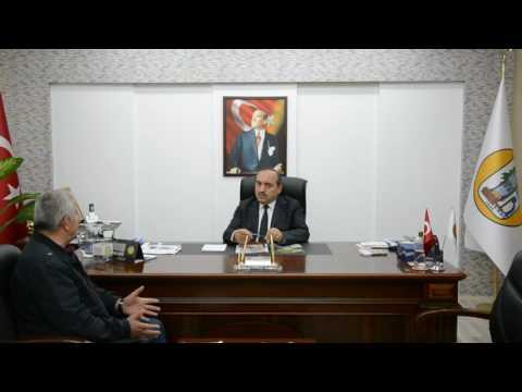 Satı Kamil ÇELEBİ nin Başkanımız ile Hizmette 2. yıl Röportajı