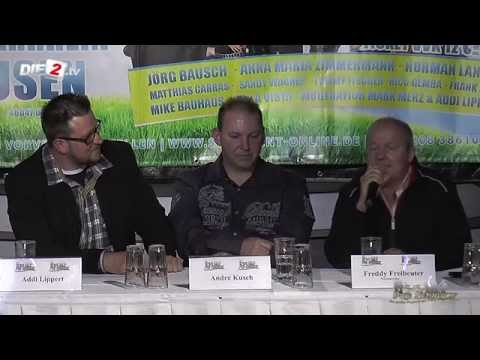 "Pressekonferenz ""Best of Popschlager Open-Air 2014"""