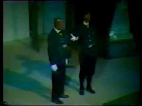 Cherio Sergeant Stage Drama