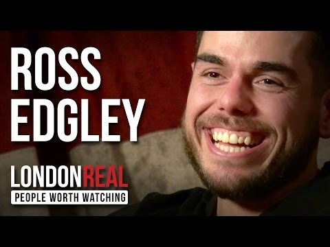 Ross Edgley - Athlete Adventurer - PART 1/2 | London Real (видео)