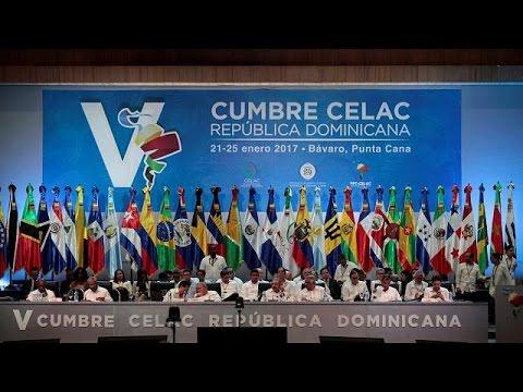 CELAC: Λατινική Αμερική και Καραϊβική εναντίον Τραμπ