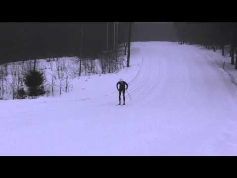 Testrenn Storås, 09.02.2014, 4 (видео)