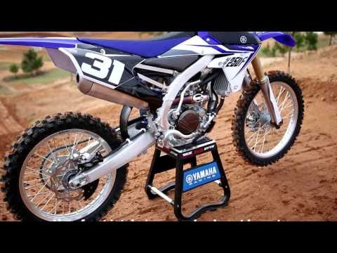 yamaha - Motocross Action Magazine set their travels out to Monster Mountain Motocross Park in Tallassee Alabama this past week for the Yamaha YZ250F Intro. This bike...