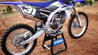 10. Testing the all new 2014 Yamaha YZ250F -Motocross Action Magazine