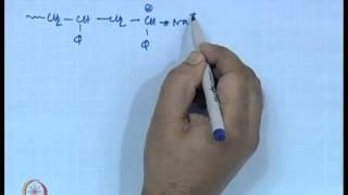Mod-01 Lec-19 Ionic Chain Polymerization (Contd.) and Chain Copolymerization