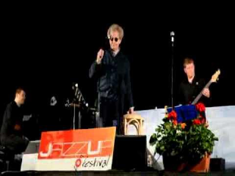 Grazia Di Michele e Fabio Concato al JazzUp 2011