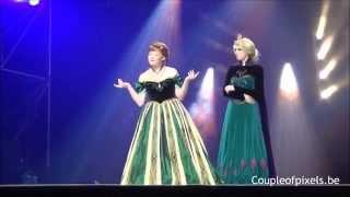 Video Cosplay Frozen - La Reine des Neiges MP3, 3GP, MP4, WEBM, AVI, FLV Juni 2017