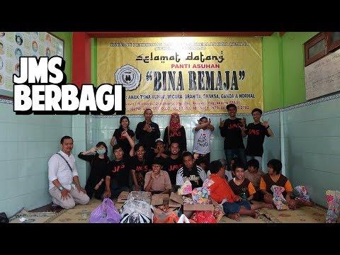 JMS Berbagi bersama Panti Asuhan Bina Remaja Yogyakarta