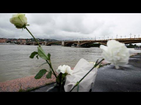 Συνεχίζονται οι έρευνες για την τραγωδία του Δούναβη