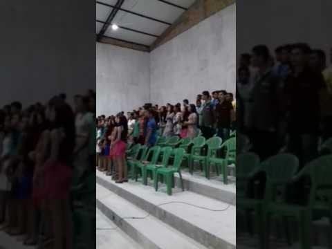 Mocidade da ASSEMBLÉIA de DEUS em Maracaçumé