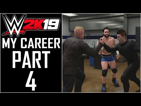 "WWE 2K19 - My Career - Let's Play - Part 4 - ""Building Buzz"" 