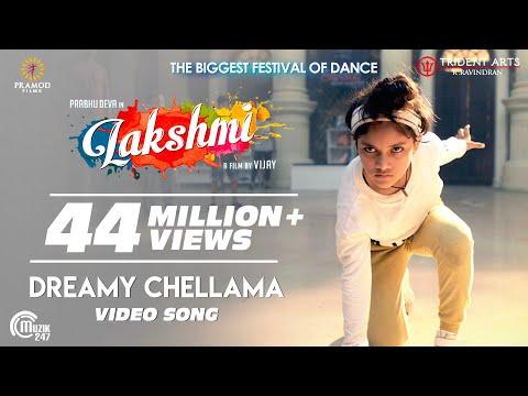 Lakshmi | Dreamy Chellamma | Video Song | Prabhu Deva | Ditya Bhande | Vijay | Sam CS | Saindhavi