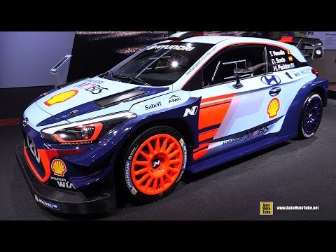 Video 2018 Hyundai i20 WRC Racing Car - Walkaround - 2017 Frankfurt Auto Show download in MP3, 3GP, MP4, WEBM, AVI, FLV January 2017
