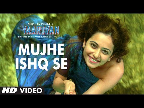 Mujhe Ishq Se Video Song | Yaariyan | Himansh Kohli  Rakul Preet Singh | Releasing 10 January 2014 12 December 2013 03 P