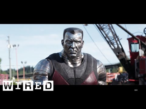 It Took 5 Actors to Create Deadpool s Colossus