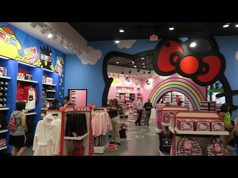 What's New At Universal Orlando This Week - Kong Construction Updates & NEW Hello Kitty Store!!!