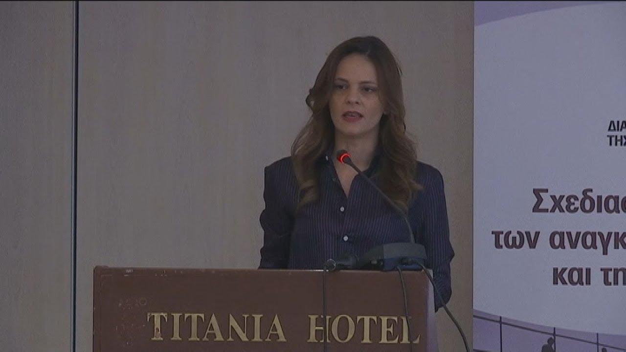 ¨Εφη Αχτσιόγλου: «Η χώρα βγήκε χωρίς αστερίσκους από τα προγράμματα με την κοινωνία όρθια»
