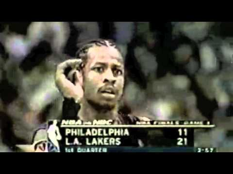 Where - Tribute to one of the greatest player in NBA history, also my fav NBA player, Allen Iverson - The Answer.