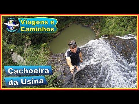 Cachoeira da Usina, Campestre da Serra - RS