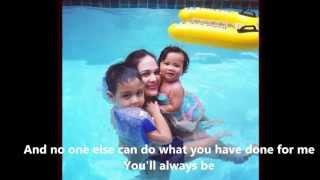 """KRISTINE HERMOSA-SOTTO, KIEL AND ONDREA'S MAMA, """"HAPPY MOTHER'S DAY :-) """""""