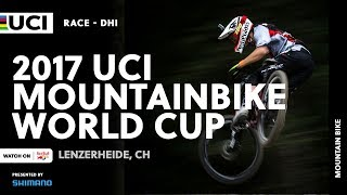 Watch the Top 3 runs from the Men and Women DHI races in Lenzerheide (CH) part of the 2017 UCI Mountain bike World Cup presented by Shimano.More at: http://www.uci.ch/mountain-bike/ucievents/2017-mountain-bike-uci-mountain-bike-world-cup-presented-by-shimano/162153117/Follow us on Twitter @UCI_MTB and #UCIMTBWC