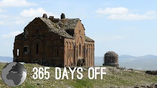 Kars Turkey  city photo : Episode 5 - Turkey - Kars & Trabzon / 365 days off - Travel around the world