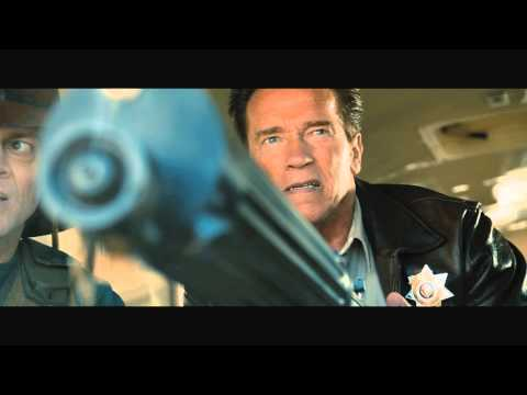 The Last Stand TV Spot 'Action'