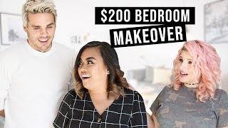 Video $200 Bedroom Makeover! Hygge Style! MP3, 3GP, MP4, WEBM, AVI, FLV Juli 2019