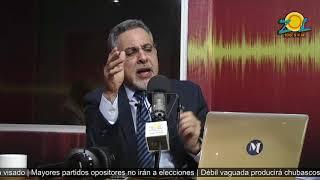 Pablo McKinney: decisión de Leonel Fernandez de lanzarse como candidato presidencial primarias PLD