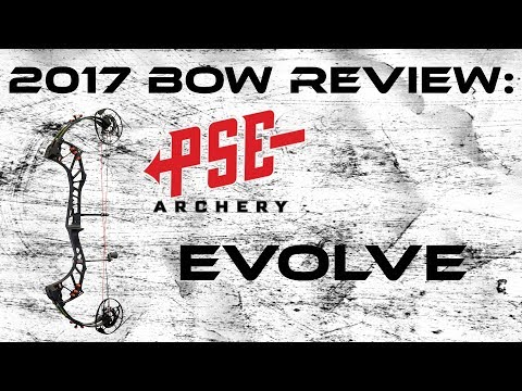 2017 Bow Review: PSE Evolve