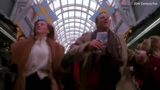 This is a clip of the trailer of Home Alone 1, where John Heard performs Kevin's Dad, his most iconic role.