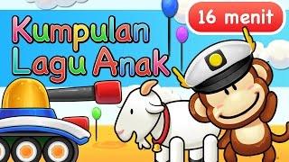 Lagu Anak Indonesia 16 Menit Video