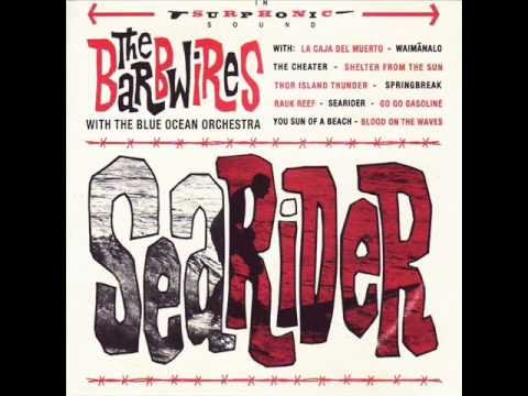 The Barbwires with The Blue Ocean Orchestra - Blood On The Waves