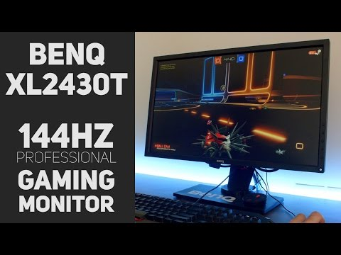 BenQ XL2430T Review - The best 144Hz monitor on a budget?