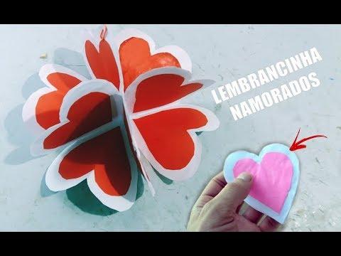 Mensagem de amor - Como fazer uma lembrancinha de amor para o namorado / namorada de coração (aniversario)