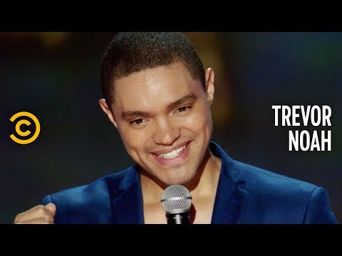 "Learning About ""Charming Racism"" - Trevor Noah"