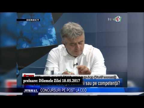 CONCURSURI PE POST LA CEO