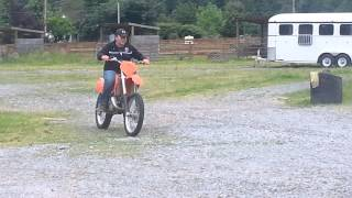 10. Ktm 125sx for sale